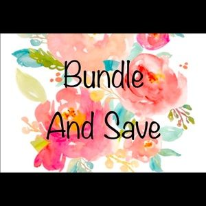 Bundle items and make an offer!